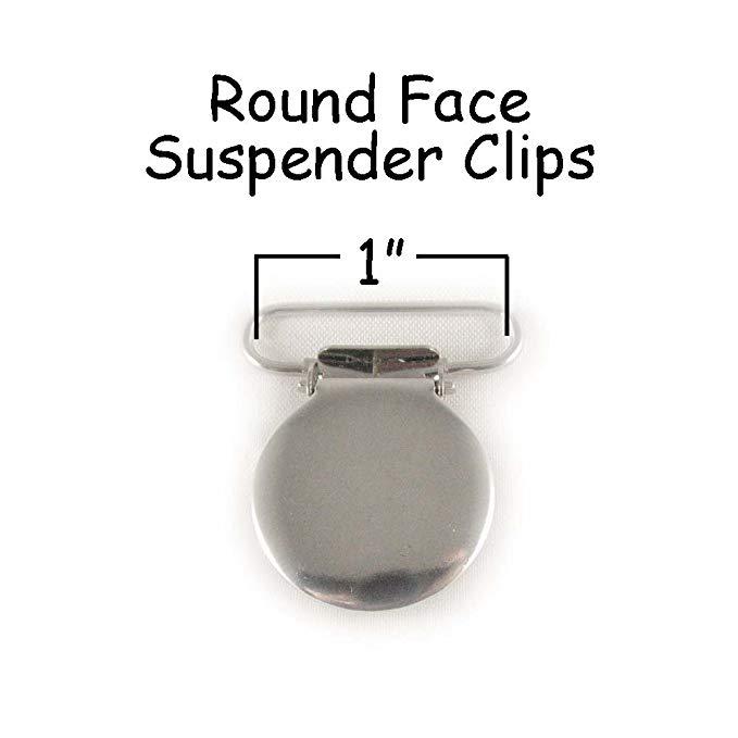 25 Round Face Metal 1