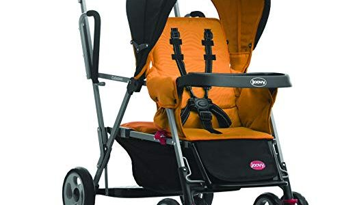 Joovy Caboose Stand On Tandem Stroller, Orangetree Review