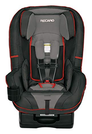 RECARO Roadster Convertible Carseat, Vibe, 5-65 Pounds