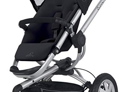 Quinny 2012 Buzz Stroller, Rocking Black Review