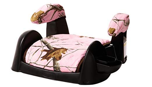 Cosco Ambassador Booster Car Seat, Realtree Pink Review