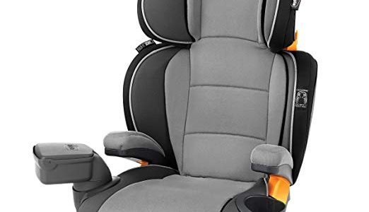 Chicco KidFit Zip 2-in-1 Belt-Positioning Booster Car Seat, Spectrum Review
