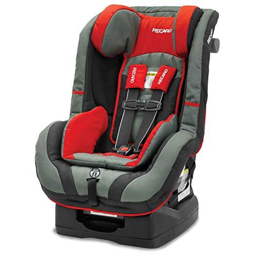 RECARO ProRIDE Convertible Car Seat , Blaze