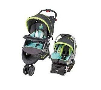 Baby Trend EZ Ride 5 Travel System, Woodland Review