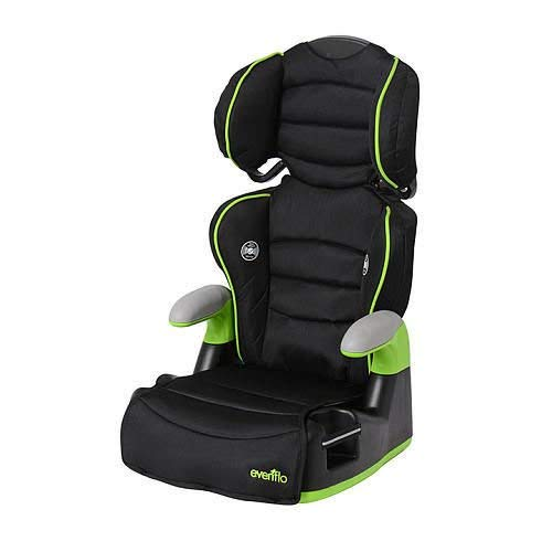 Evenflo Big Kid Amp High Back Booster Car Seat - Naperville