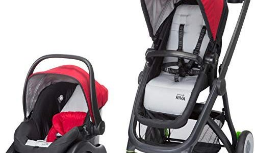 Safety 1st Riva 6-in-1 Flex Travel System, Red Rocks Review