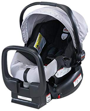 Britax Chaperone Infant Car Seat, Black (Prior Model)