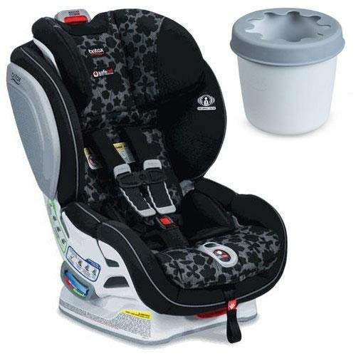 Britax Systems Advocate ClickTight Convertible Car Seat with Cup Holder - Kate