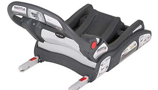 Baby Trend Inertia Infant Car Seat Base, Grey Review
