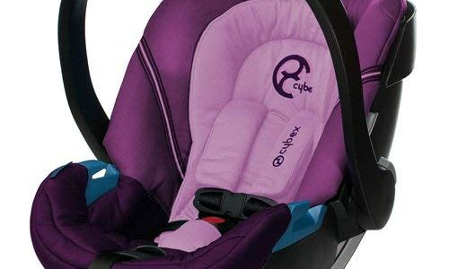 Cybex Aton Infant Car Seat (2013) – Violet Spring (Discontinued by Manufacturer) Review