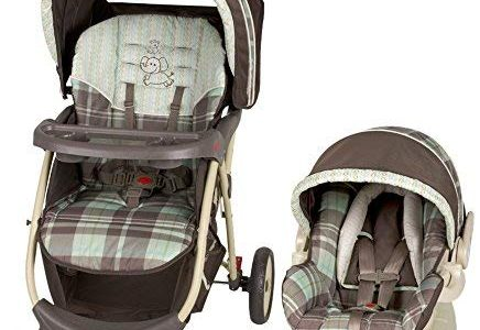 Baby Trend Envy 5 Travel System, Jungle Safari Review