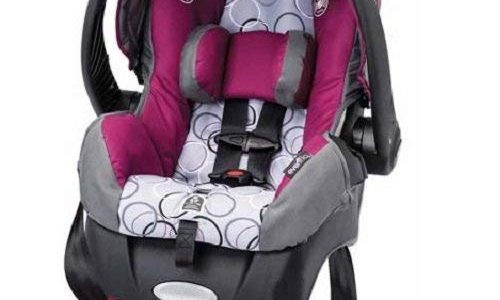 Evenflo Embrace Select Infant Car Seat with Sure Safe Installation, Evangeline Purple Review