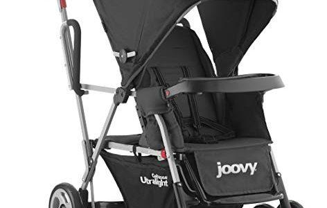 Joovy Caboose Ultralight Stroller, Black Review