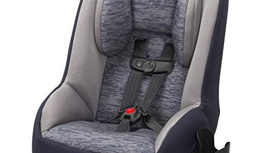 Cosco Mighty Fit 65 DX Convertible Car Seat, Heather Navy Review
