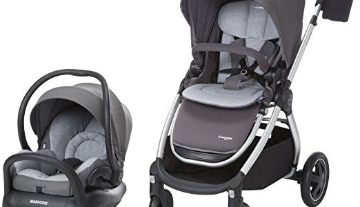 Maxi-Cosi Adorra Modular 5-in-1 Travel System with Mico Max 30 Infant Car Seat, Loyal Grey Review