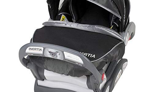 Baby Trend Inertia Infant Car Seat, Black Knight, 5-32 Pounds (Discontinued by Manufacturer) Review