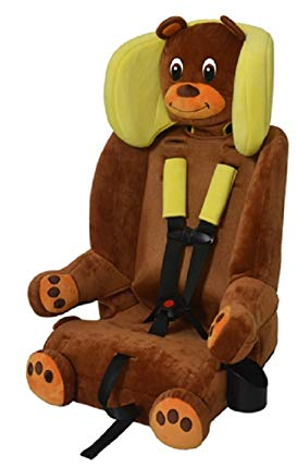 Sentry Guardimals Combination 3-in-1 Harness Booster Car Seat, Bear