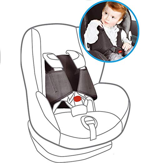 5 Point Plus Car Seat Anti Escape System 30 Months To 4 Years