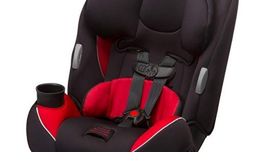 Safety 1st Continuum 3-in-1 Car Seat, Chili Pepper Review