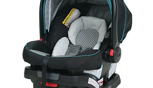 Graco SnugRide SnugLock 30 Infant Car Seat, Sapphire Review