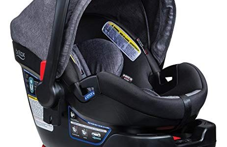 Britax B-Safe 35 Elite Infant Car Seat, Vibe Review