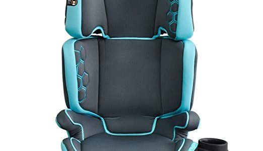 Aidia Explorer 2-in-1 Safety Booster Car Seat, Grey/Blue Review