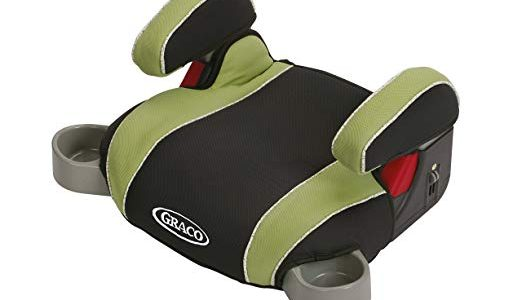Graco Backless Turbobooster Car Seat, Go Green Review