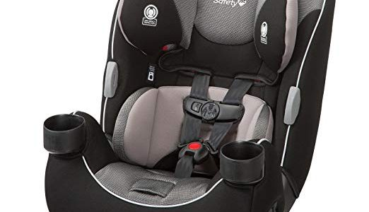 Safety 1st Ever-Fit 3-in-1 Convertible Car Seat, Darkness Review
