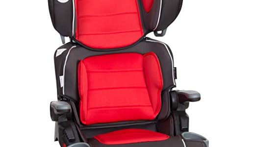 Baby Trend Yumi 2 in 1 Folding Booster Seat, Salsa Review