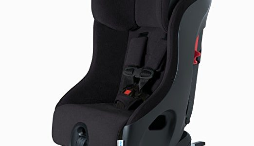 Clek Foonf Rigid Latch Convertible Baby and Toddler Car Seat, Rear and Forward Facing with Anti Rebound Bar,Shadow Review