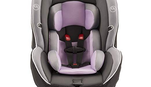Evenflo Momentum DLX Convertible Car Seat, Lilac Review