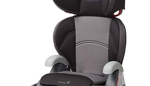 Safety 1st Store 'n Go Belt-Positioning Booster Car Seat (Stone Dust) Review