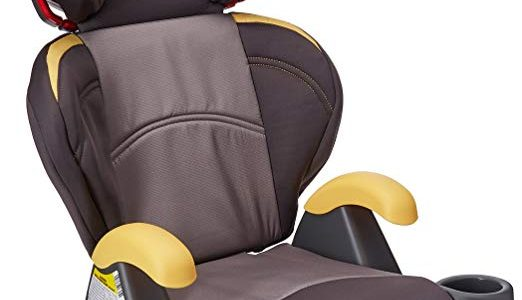 Safety 1st Backed Store 'n Go Booster Car Seat, Bumblebee Review