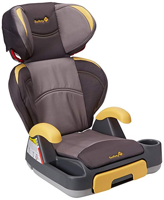 Safety 1st Backed Store 'n Go Booster Car Seat, Bumblebee