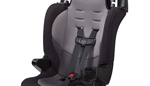 Cosco Finale DX 2-in-1 Booster Car Seat, Dusk Review