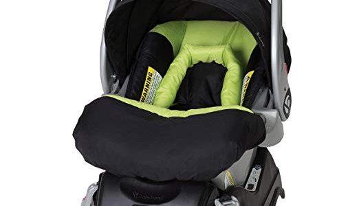 Baby Trend EZ Flec Loc Infant Car Seat, Spring Green Review