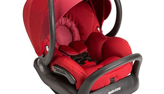 Maxi-Cosi Mico Max 30 Infant Car Seat, Red Rumor (Discontinued by Manufacturer) Review