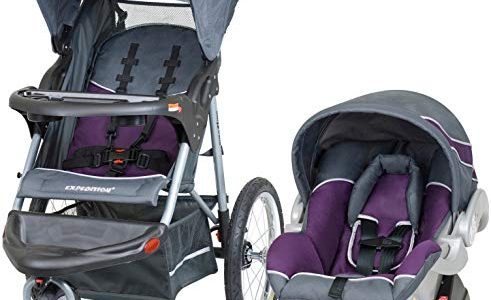 Baby Trend Expedition Jogger Travel System, Elixer Review