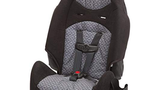 Cosco – Highback 2-in-1 Booster Car Seat – 5-Point Harness or Belt-positioning – Machine Washable Fabric, Cam Review