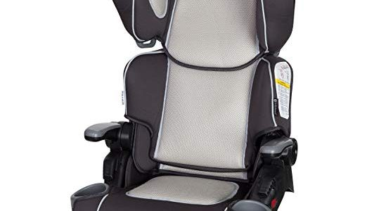 Baby Trend Yumi 2 in 1 Folding Booster Car Seat, Stratus Review