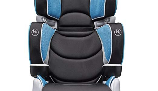 Evenflo Rightfit Booster Car Seat, Capri Review