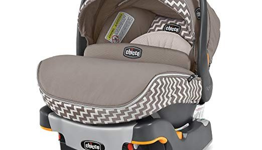 Chicco Key Fit 30 Zip Infant Car Seat, Singapore Review