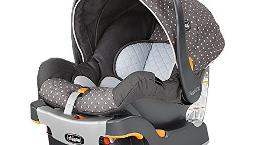 Chicco KeyFit 30 Infant Car Seat, Lilla Review