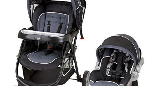 Baby Trend Spin Travel System, Supernova Review