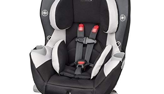Evenflo Triumph LX Convertible Car Seat, Charleston Review