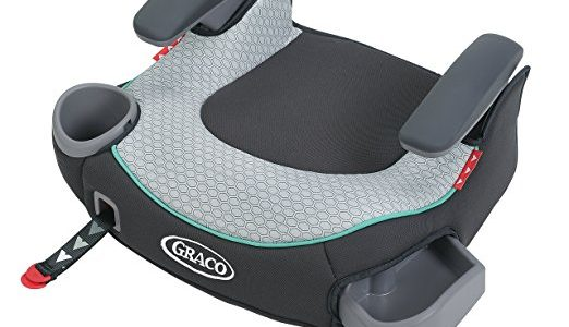 Graco TurboBooster LX No Back Car Seat, Basin Review
