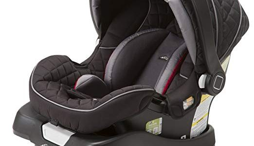 Eddie Bauer SureFit Infant Car Seat, Salsa Red Review