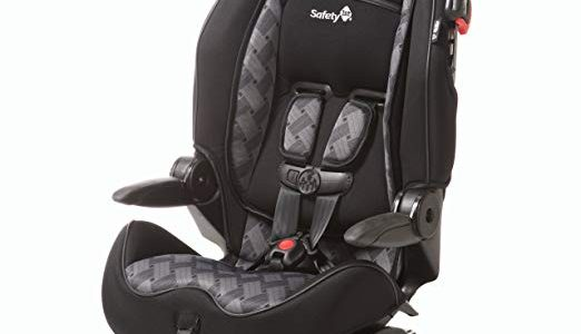 Safety 1st Summit Deluxe Booster Car Seat, Entwine Review