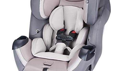 Evenflo Platinum Symphony LX Car Seat, Sahara Review