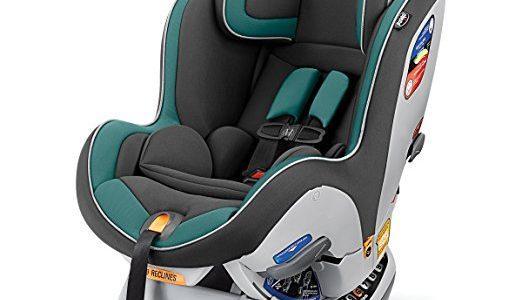 Chicco NextFit iX Convertible Car Seat, Eucalyptus Review